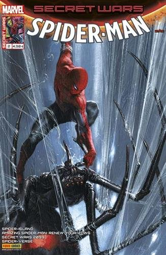 Secret wars : Spider-man 2