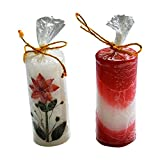 Salebrations Perfumed Cylindrical Candle...