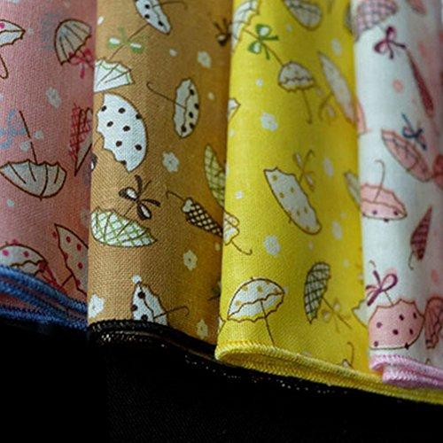 Sitong hommes costumes de coton de bande dessin¨¦e de poche carr¨¦s mouchoirs MKH-071