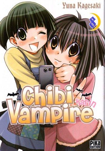 Chibi Vampire Karin Edition simple Tome 8