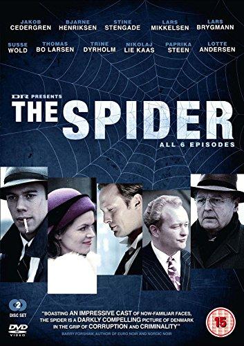 Bild von The Spider [DVD] [UK Import]