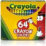 Crayola Crayons (64 Count, Multi Color)