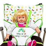 Babysafe Sitz, tragbare Esszimmerstuhl Abdeckung Kissen Antibakterielle Safe Sitz für Kleinkind, Kind, Kinder
