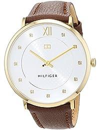 Tommy Hilfiger Reloj Análogo clásico para Mujer de Automático con Correa ...