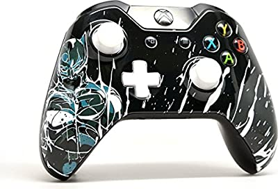 """Batman"" Xbox One Custom UN-MODDED Controller Exclusive Design"