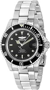 INVICTA 8926OB Pro Diver Orologio da Unisex acciaio inossidabile Automatico quadrante nero