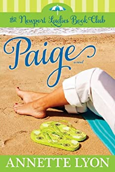 The Newport Ladies Book Club: Paige by [Lyon, Annette]