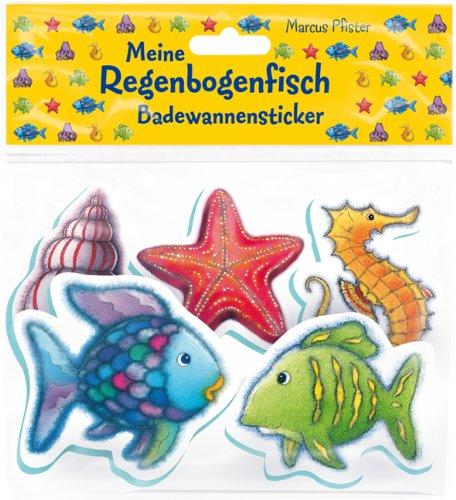 Preisvergleich Produktbild Meine Regenbogenfisch-Badewannensticker