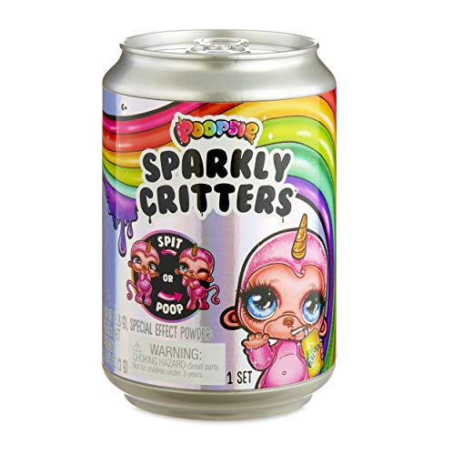 Poopsie 556992E7 C Sparkly Critters Series 1 - 1 A, Multi