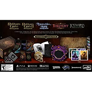 Beamdog Ultimate Enhanced Edition Collector's Edition - [Nintendo Switch]