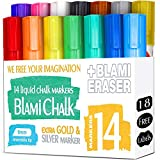 Best Chalkboard Paints - Blami Arts Chalk Markers for Kids & Artists Review