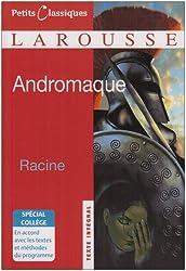 Petits Classiques Larousse: Andromaque: Texte Intégral - Neubearbeitung