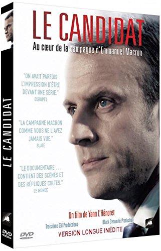 Bild von Le candidat, au coeur de la campagne d'emmanuel macron [FR Import]