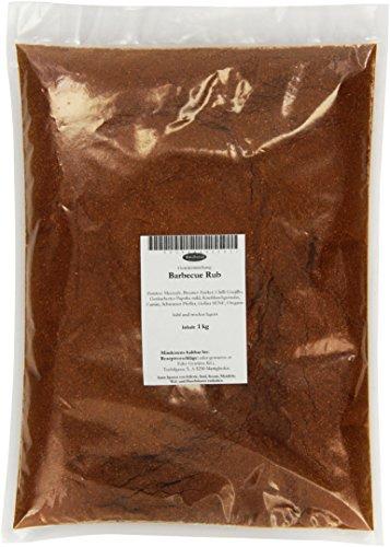 Eder Gewürze - Barbecue Rub - 1 kg, 1er Pack (1 x 1 kg)