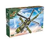 JJ's Gift Shop Banbao Bau Bauklötze 231 stücke Apache Hubschrauber - Geburtstagsgeschenk Ideal für Kinder über dem Jahre 5+