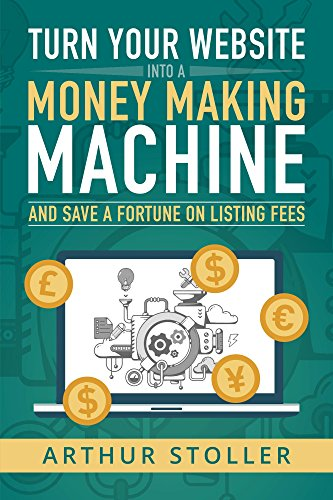 Turn your website into a money making machine: and, used for sale  Delivered anywhere in UK