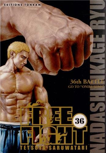 Free fight - New Tough Vol.36 par SARUWATARI Tetsuya