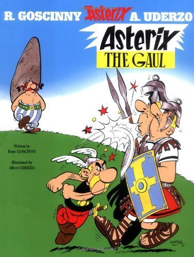 Asterix and the Golden Sickle: Bk. 2 (Asterix (Orion Paperback)) by Ren?????Goscinny, Albert Uderzo (2005) Paperback