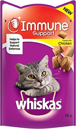 whiskas-immune-system-cat-treats-55g-pack-of-8
