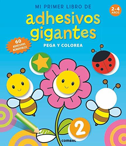 Mi primer libro de adhesivos gigantes (Libros Actividades)