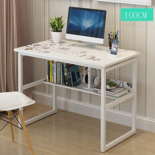 Computer Desk Laptop Schreibtisch für Bett, Bett Schreibtisch | Frühstück Serviertablett | Tragbarer Picknicktisch, Metallhalterung, b -