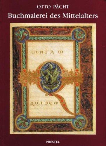 Buchmalerei des Mittelalters