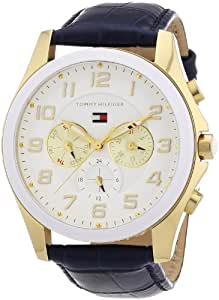 Tommy Hilfiger Watches Women's Quartz Watch 1781282 1781282 with Leather Strap
