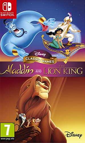 Disney Classic Games - Aladdin and The Lion King pour...
