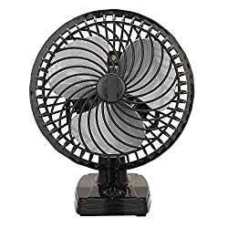 Amikan Hotline Cutie || Ashoka Air Wall Cum Table Fan || with Powerful High 3 Speed Motor || High Speed || Copper Winding || 9 inch Size 225mm || A-14