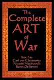 The Complete Art of War by Sun Tzu (2008-05-11) - Sun Tzu;Carl Von Clausewitz;Niccolo Machiavelli