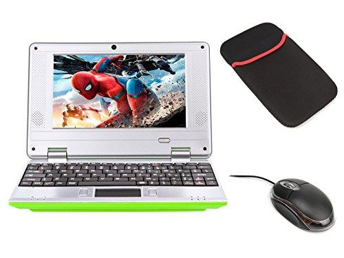 "VinMas 7"" Laptop Android 4.4 Jelly Bean VIA 8880 Wifi HDMI USB-Mini-Netbook Notebook-Computer Elektronisches Spielzeug gutes Geschenk fuer Kinder"