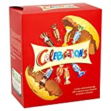 Celebrations Large Chocolate Easter Egg, 248 g, Pack of 4