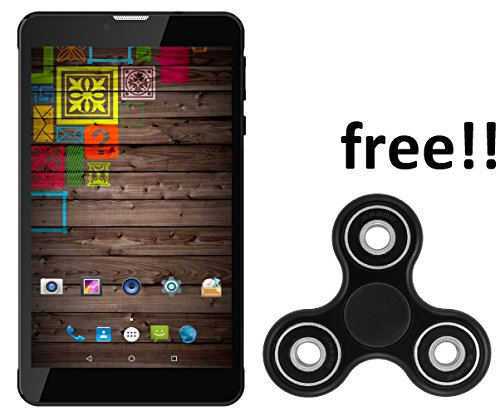 IKALL BUY I KALL N5(2+16)GB 4G Calling Tablet and get 1 Spinner Free-Black