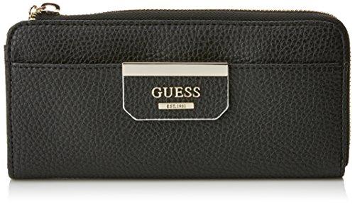 Guess - Swvs6422520 - Portefeuille - Femme - Noir - 2x10x21 cm (W x H L)