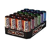 ACTION Energy Drink 6er Mix EINWEG, 24 x 250 ml