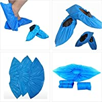 Disposable Boot Cover Surgical Boot Cover shoe cover(Pack of 100 Pcs)