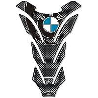 Tanque DE PROTECCIÓN DE Carbono Pegatinas DE Tapa x Tanque DE RESINA3D Compatible con BMW