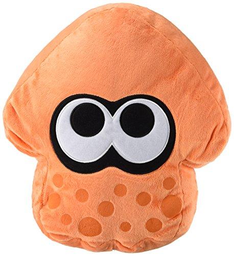"Little Buddy-USA Splatoon serie di peluche, arancione Splatoon Calamaro Cuscino 14"""