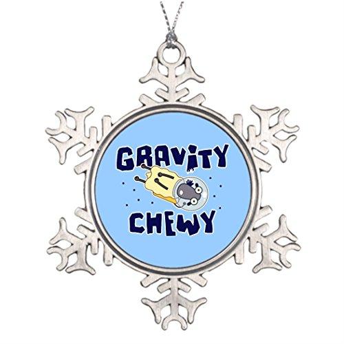Ai Vion N. AST Dekoration Gravity Chewy Schaf Weihnachten Schneeflocke Ornaments Clearance (Schneeflocke Dekorationen Clearance)