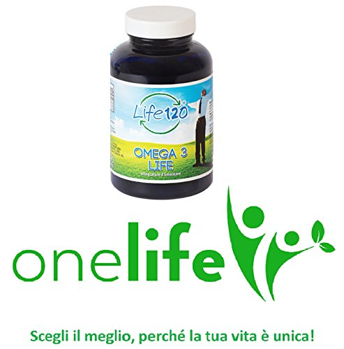 Life 120 Omega life 3-120 perle - OneLife