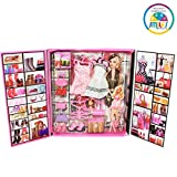 #10: Smiles Creation Party Girl Doll and Her Personal Style Wardrobe Set Toy for Kids