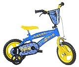 Dino Bikes 125xl-cm Fahrrad Jungen–Die Minions, 12