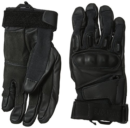 S.O.L.A.G. HD w/Kevlar Light Assault Gloves, Black, L