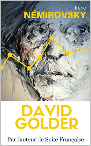 DAVID GOLDER (Edition Française) (French Edition)