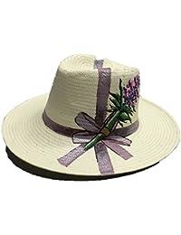 Y-WEIFENG Sombrero de Mujer Playa Grande a lo Largo del Sombrero de sombrilla  Sombrero ef39d1f729d