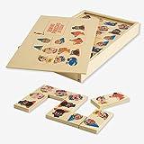 Dida - Pinocchio Domino Game (28 tiles)
