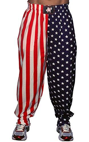 BIG SM EXTREME SPORTSWEAR Bodyhose Jogginghose Bodybuilding USA Amerika 827-M