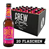 CREW Republic Craft Bier IN YOUR FACE West Coast IPA 20 x 0,33l