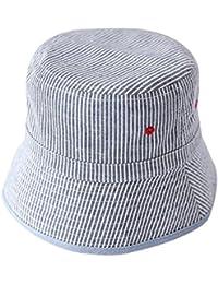 EOZY Chapeau pour Pêche/Plage Outdoor ou Casquette de Soleil pour Bébé/Enfant Bleu