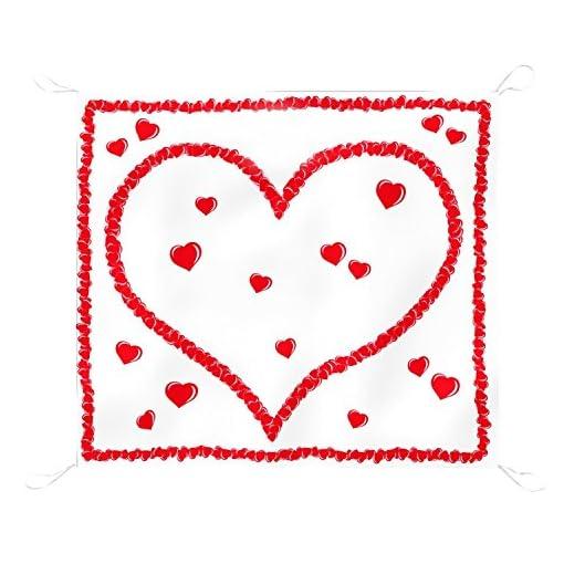 Hochzeitsherz-Ausschneiden-Set-Stofflaken-Herzmotiv-Schlaufen-zum-Straffhalten-INKL-2-Nagelscheren-Glckwunschkarte-Stift-Hochzeitsbuch-GRATIS-PORTOFREI-Hochzeitsspiele-und-Hochzeitsbruche-Braut-Brutig